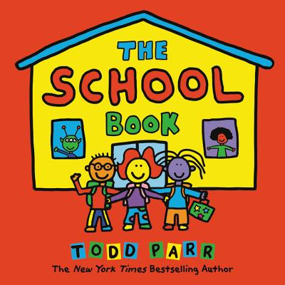 The School Book Cover Image