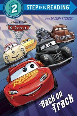 Back on Track (Disney/Pixar Cars 3) (Step into Reading) Cover Image