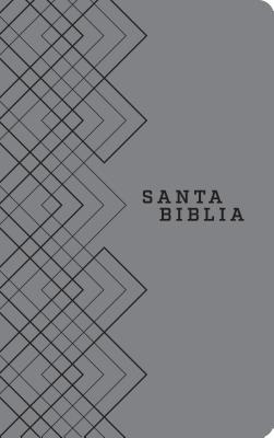 Santa Biblia Ntv, Edición Ágape (Sentipiel, Gris) Cover Image