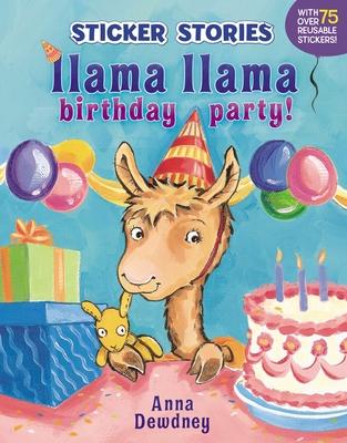 Llama Llama Birthday Party! Cover Image