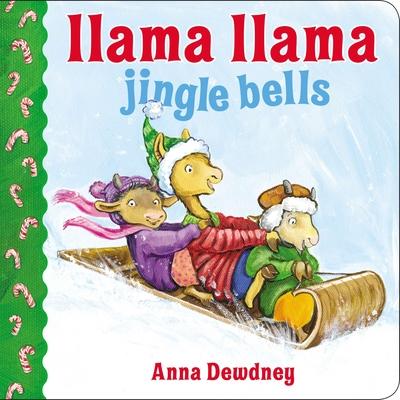 Llama Llama Jingle Bells Cover Image