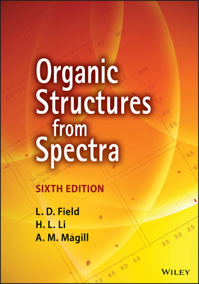 Organic Structures from Spectra Cover Image