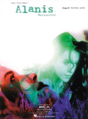 Alanis Morissette - Jagged Little Pill Cover Image