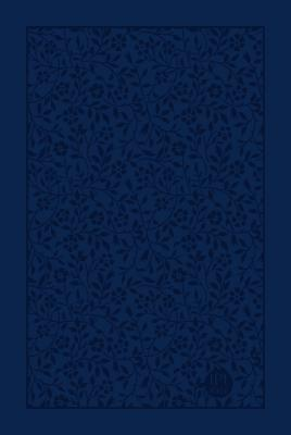 The Passion Translation New Testament Large Print Blue: With Psalms, Proverbs and Song of Songs Cover Image