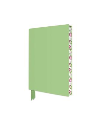 Pale Mint Green Artisan Pocket Journal (Flame Tree Journals) (Artisan Pocket Journals) Cover Image