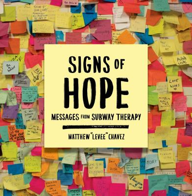 Signs of Hope: Messages from Subway Therapy Cover Image