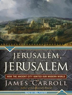 Jerusalem, Jerusalem Cover
