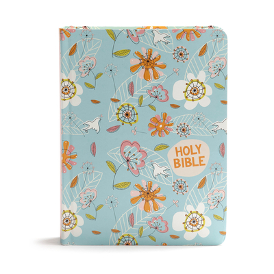 Cover for CSB Journal and Draw Bible for Kids, Blue