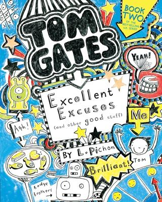 Cover for Tom Gates
