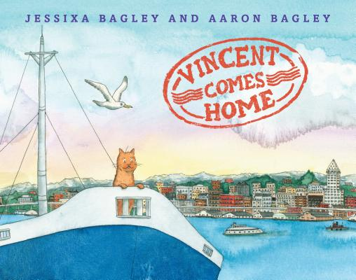 Vincent Comes Home by Jessixa Bagley and Aaron Bagley
