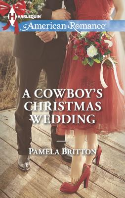 A Cowboy's Christmas Wedding Cover