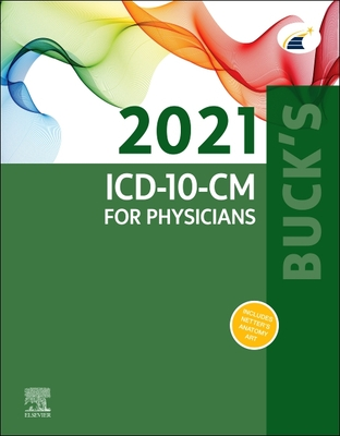 Buck's 2021 ICD-10-CM for Physicians Cover Image