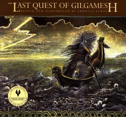 The Last Quest of Gilgamesh (The Gilgamesh Trilogy) Cover Image