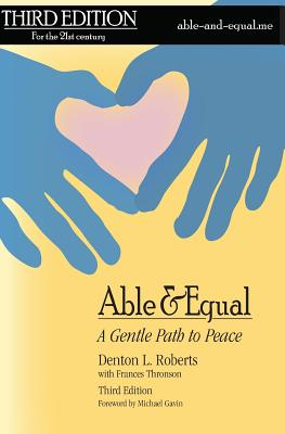 Able & Equal: A Gentle Path to Peace Cover Image