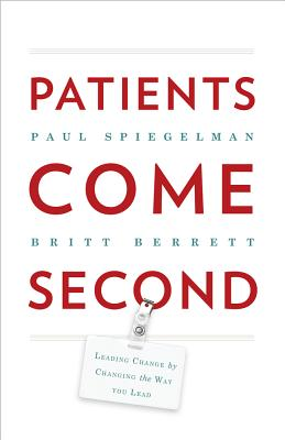 Patients Come Second Cover