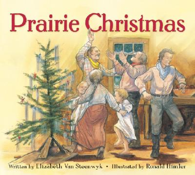 Prairie Christmas Cover