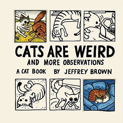 Cats Are Weird Cover