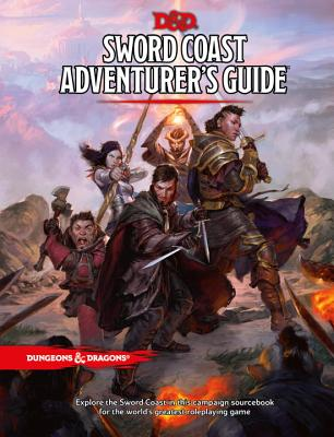 Sword Coast Adventurer's Guide (Dungeons & Dragons) Cover Image