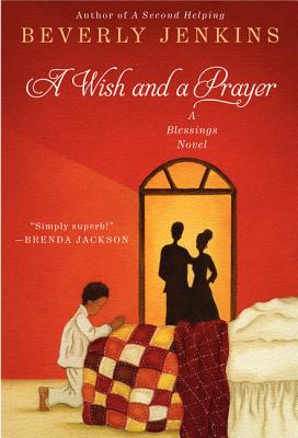 A Wish and a Prayer: A Blessings Novel Cover Image