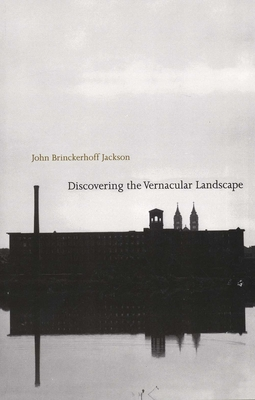 Cover for Discovering the Vernacular Landscape