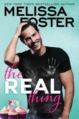 The Real Thing (Sugar Lake #1) Cover Image