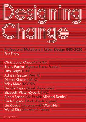 Cover for Designing Change