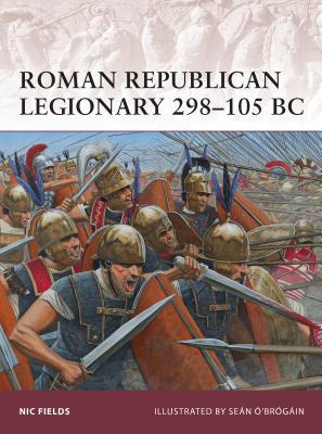 Roman Republican Legionary 298-105 BC Cover