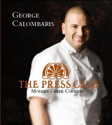 The Press Club Cover
