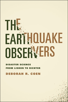 The Earthquake Observers Cover