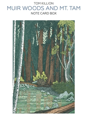 Muir Woods and Mt. Tam Note Card Box Cover Image