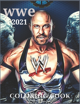wwe: Coloring Book for Kids and Adults with Fun, Easy, and Relaxing (Coloring Books and Activity Books for Adults and Kids Cover Image