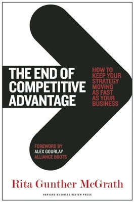 The End of Competitive Advantage Cover