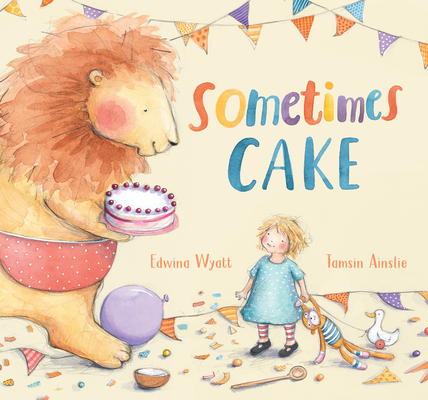 Cover for Sometimes Cake