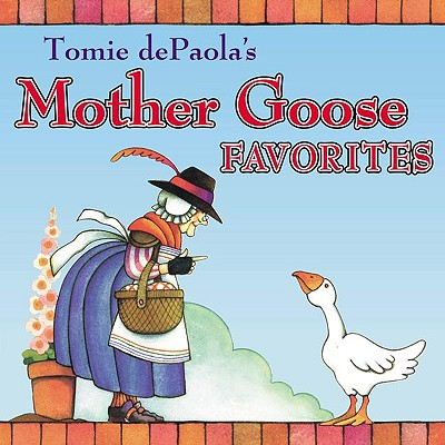 Cover for Tomie Depaola's Mother Goose Favorites