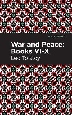War and Peace Books VI - X Cover Image