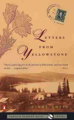 Letters from Yellowstone Cover Image
