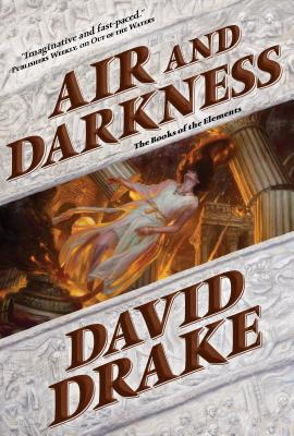 Air and Darkness: A Novel (The Books of the Elements #4) Cover Image