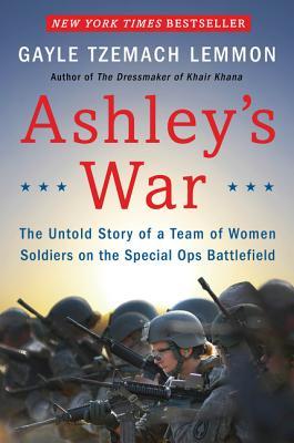 Ashley's War Cover