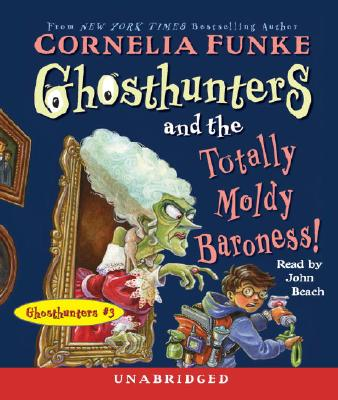 Cover for Ghosthunters and the Totally Moldy Baroness!