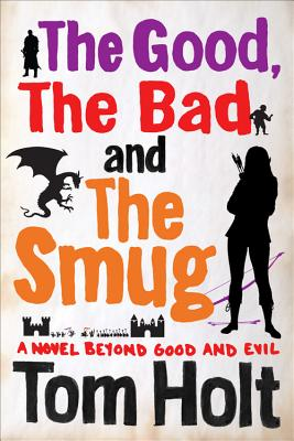 The Good, The Bad and The Smug Cover Image