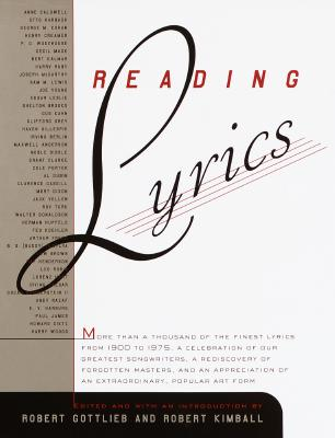 Reading Lyrics Cover