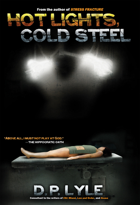 Hot Lights, Cold Steel (Dub Walker #2) Cover Image
