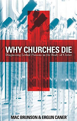 Why Churches Die Cover