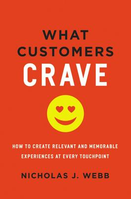 Cover for What Customers Crave