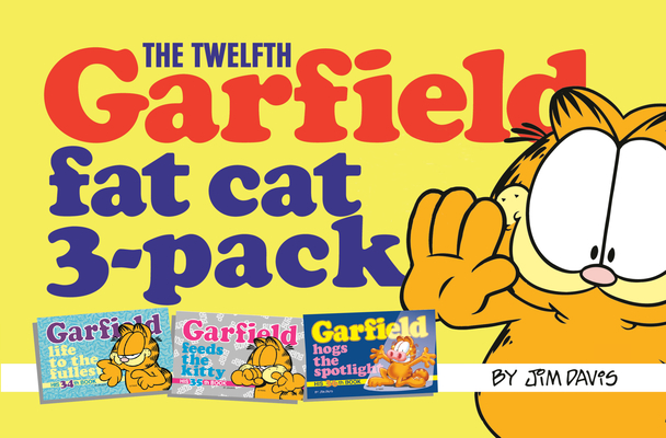 The Twelfth Garfield Fat Cat 3-Pack Cover