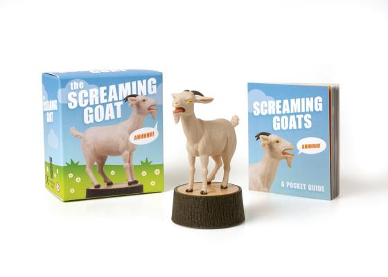 The Screaming Goat (RP Minis) Cover Image