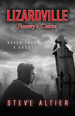 Cover for Lizardville Jimmy's Curse