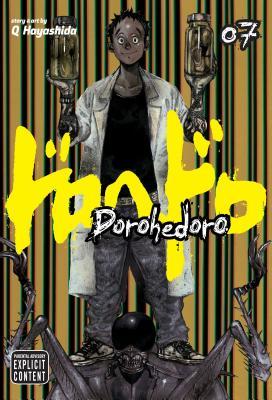 Dorohedoro, Vol. 7 Cover Image