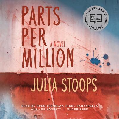 Parts Per Million Lib/E Cover Image