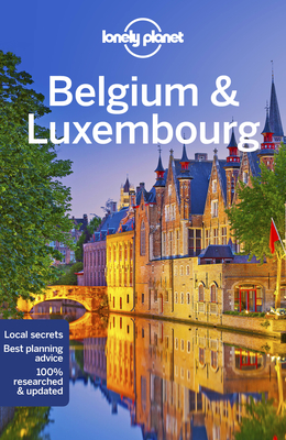 Lonely Planet Belgium & Luxembourg 7 (Travel Guide) Cover Image
